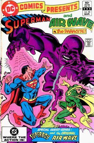 DC COMICS PRESENTS (1978) #55