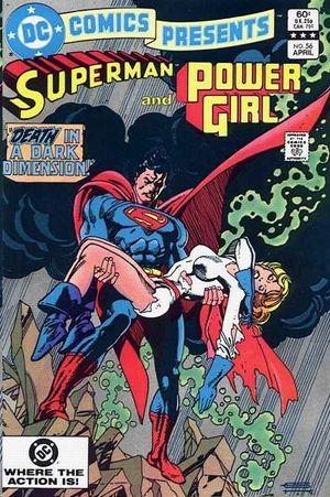 DC COMICS PRESENTS (1978) #56