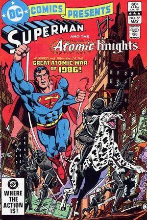 DC COMICS PRESENTS (1978) #57