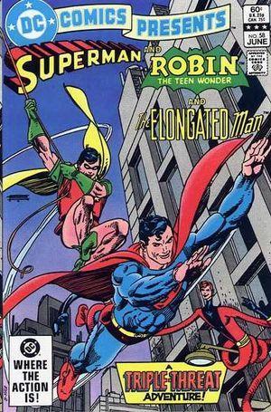 DC COMICS PRESENTS (1978) #58
