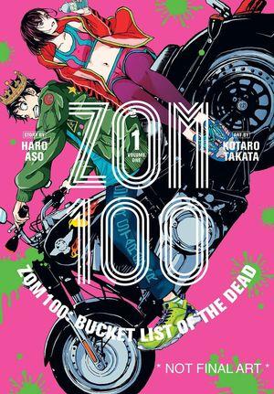 FCBD 2021 ZOM 100 BUCKET LIST & DEMON SLAYER KIMET #1