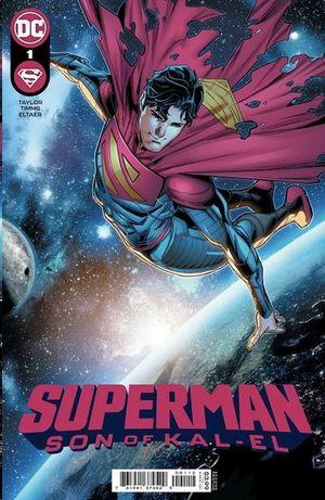 SUPERMAN SON OF KAL-EL (2021) #1 2ND