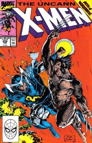 UNCANNY X-MEN (1963 1ST SERIES) #258