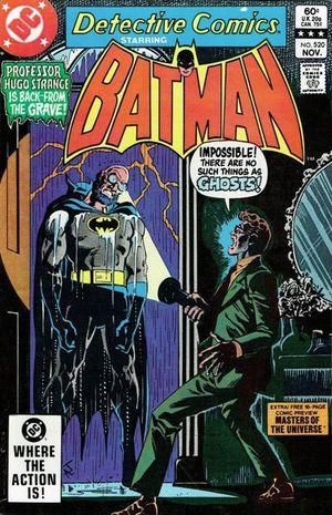 DETECTIVE COMICS (1937 1ST SERIES) #520
