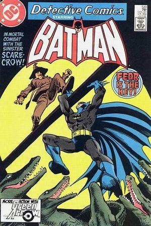 DETECTIVE COMICS (1937 1ST SERIES) #540