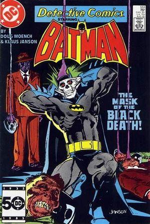 DETECTIVE COMICS (1937 1ST SERIES) #553