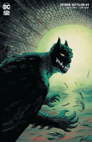 BATMAN REPTILIAN (2021) #4 1:25