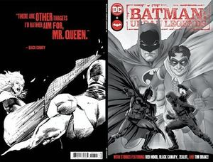 BATMAN URBAN LEGENDS (2021) #6 2ND