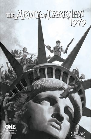 ARMY OF DARKNESS 1979 (2021) #1 1:10
