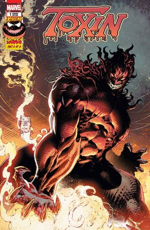 EXTREME CARNAGE TOXIN (2021) #1 1:10