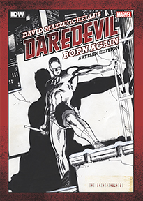 DAVID MAZZUCHELLIS DAREDEVIL BORN AGAIN ARTISAN ED